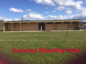 Covered Shooting Area