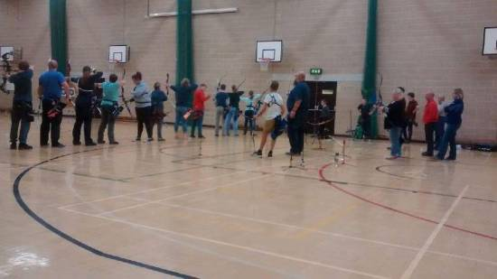 Kingshill Sports Hall - We now have 5 great indoor venues!