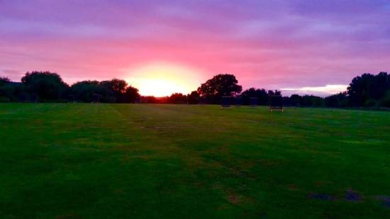 Some great sunsets at Deer Park