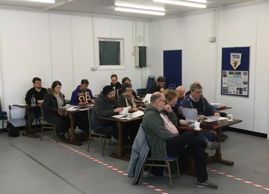 County Sponsored L1 Course at Deer Park