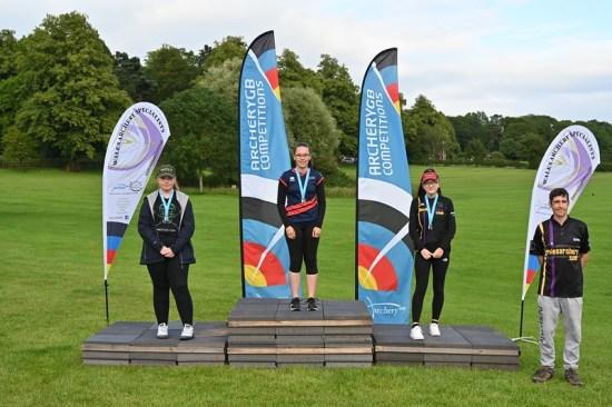 Chloe A'Bear Double Gold & Sophia Boulton Bronze.