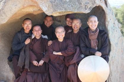 Nuns in a Rock