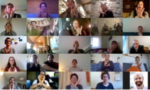 Dharma Sharing Online