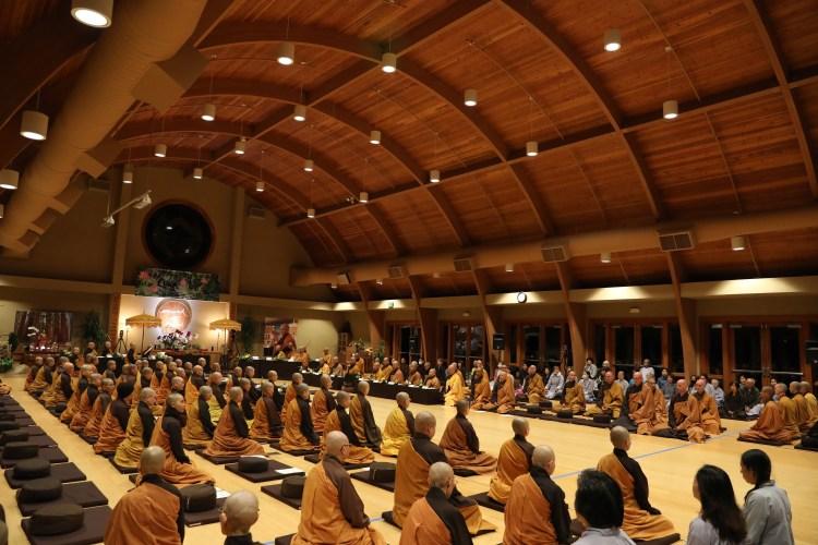 Great Precepts Transmission Ceremony 2021