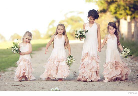 60 Sweet Flower Girl Dresses