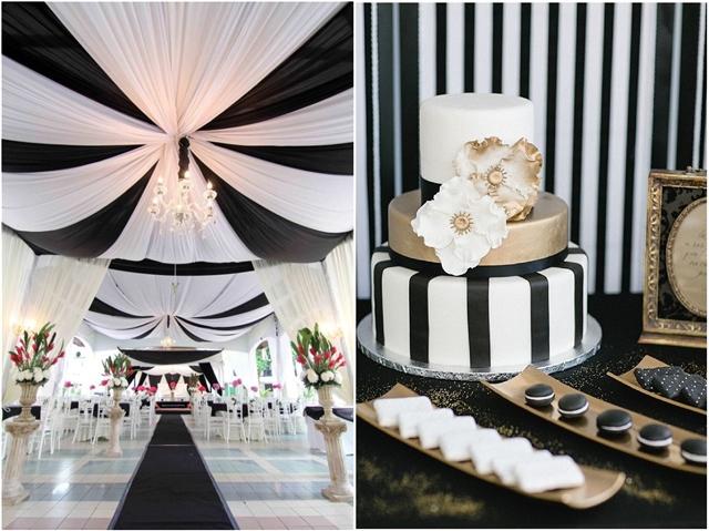 45 Black And White Wedding Ideas To Love