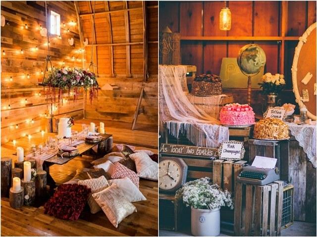30 Fall & Country Rustic Wedding Theme Ideas…