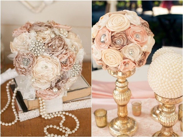 35 Chic Vintage Pearl Wedding Ideas You'll Love