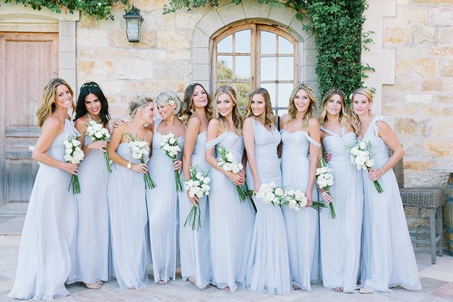 Top 7 Dusty Blue Wedding Color Combos For 2020