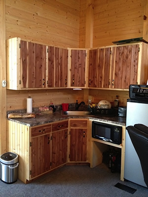 Options  Deer Run Cabins  Quality Amish Built Cabins