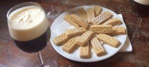 Irish Coffee & Lemon Cookies