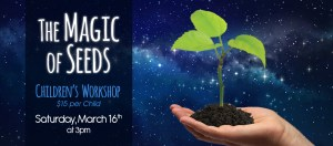 The Magic of Seeds @ Dees' Nursery