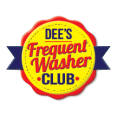 Dee's Laundromat Frequent Washer Club