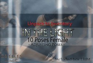 Affiche in the light unpack
