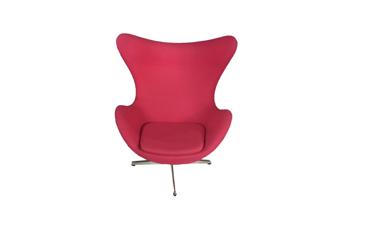 Fritz Hansen Chairs Egg Chair Fritz Hansen