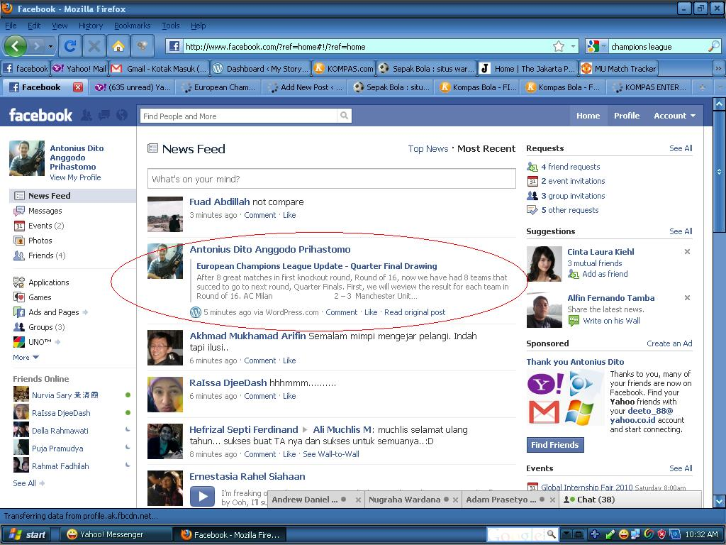 How to Publicize Our New Blog Post in Facebook | My Story