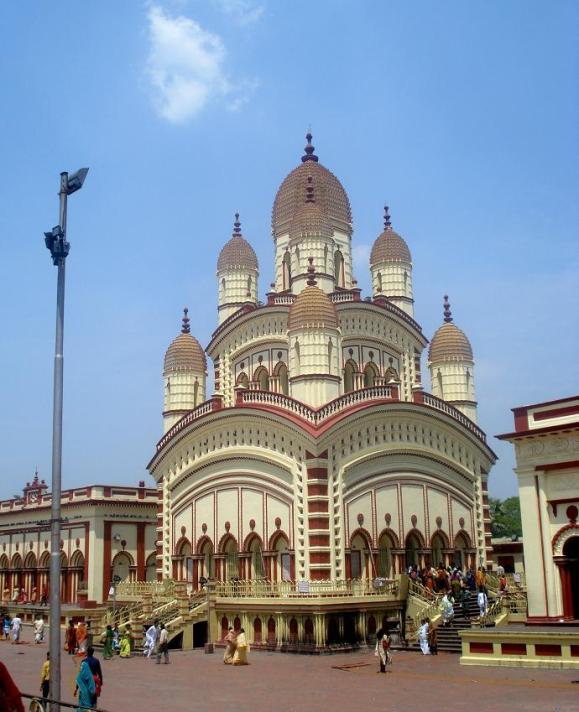 dakshineswar temple sanctum sanctorum