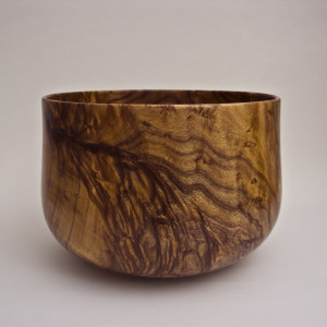 Hawaiian Koa Calabash by Timothy Allan Shafto