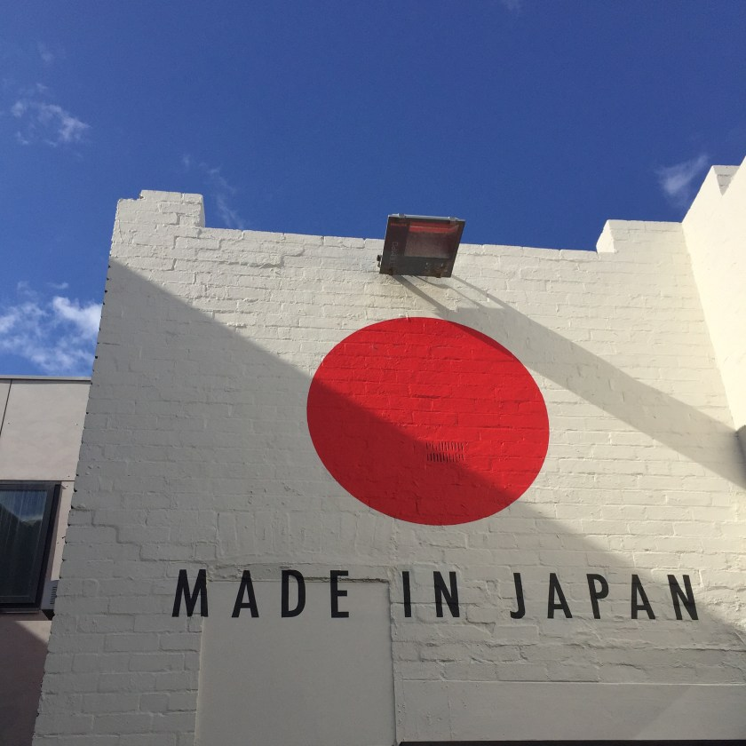 Made in Japan is my happy place