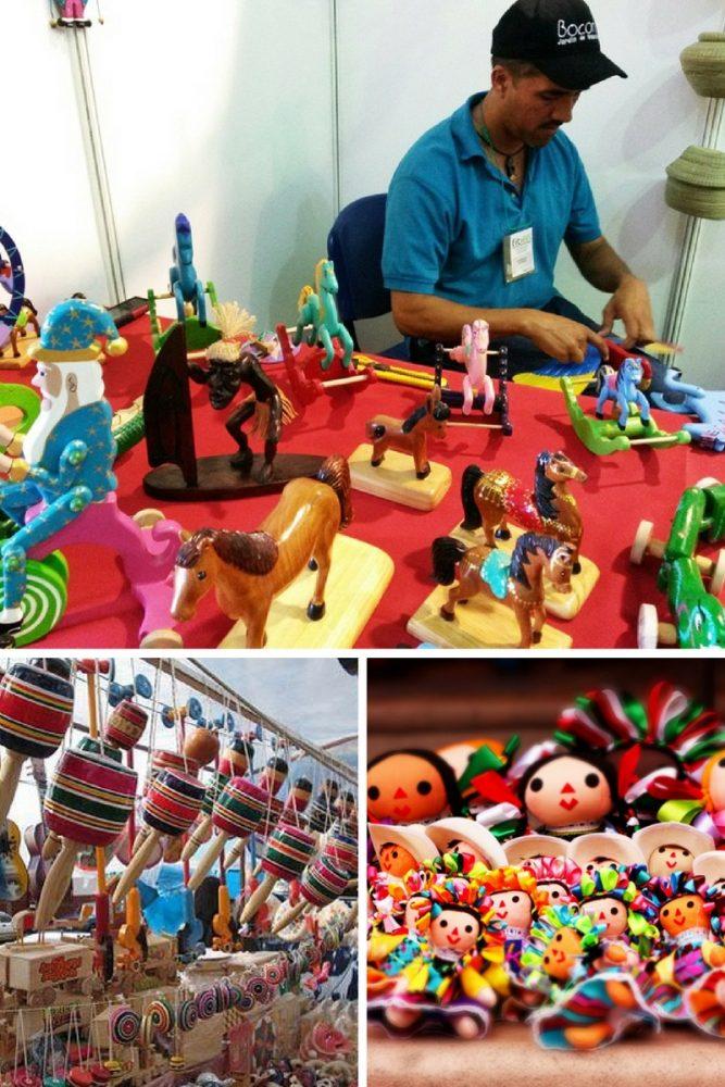Lo que descubrí en mis viajes: Juguetes artesanales para una infancia más inocente