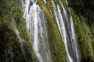 Cascada río Ebrón