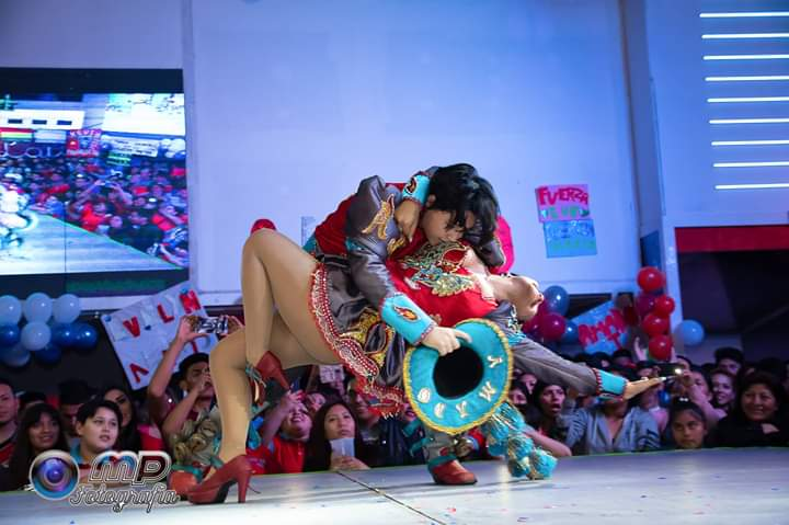 Caporales y otras Danzas tradicionales del altiplano Sudamericano