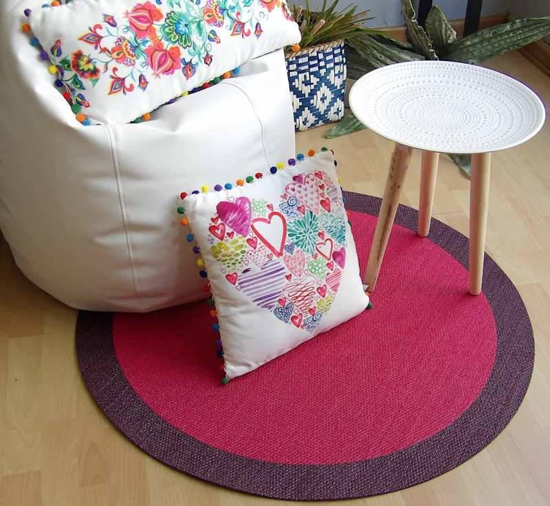 Razones por las que debes elegir una alfombra a medida para su hogar