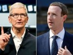 Apple & Facebook at each other's throats over data privacy