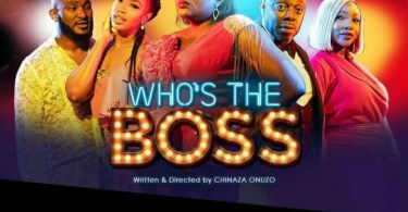 Who's The Boss 2020 WEB-DL 720p & 480p