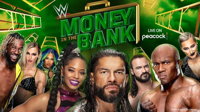 WWE Money In the Bank 2021 PPV WEBRip 480p & 720p