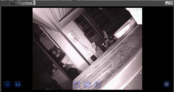 カメラ映像が映ればカメラの追加は完了です。