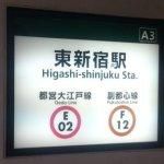 東新宿駅すぐイーストサイドスクエア一時利用駐輪場