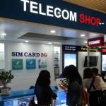 ホーチミン早朝のタンソンニャット国際空港でSIMカードを買う