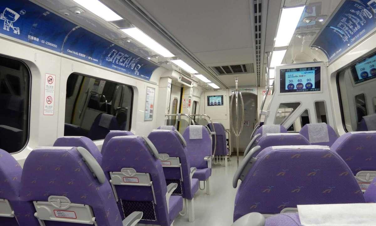 初めての台北旅行で悠遊カードを購入して桃園空港MRTで市内まで移動
