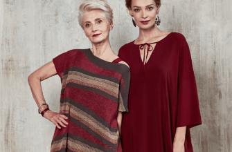 базовый гардероб для женщин 40+