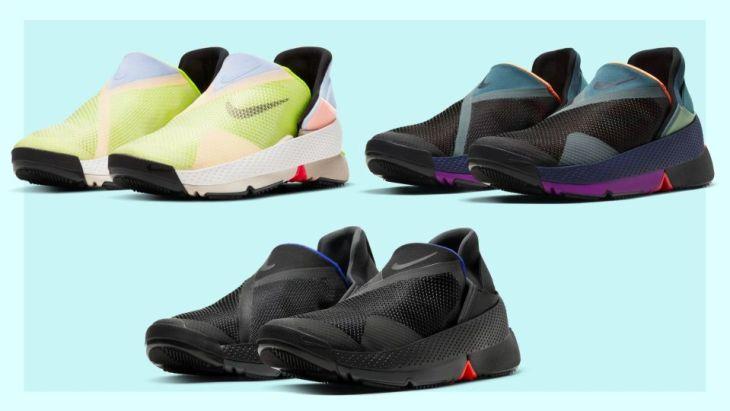 Кроссовки от Nike GO FlyEase