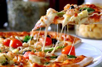 Пицца на любой вкус в Макароллыч