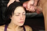 Facial Abuse Vanessa Naughty