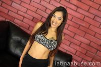 Latina Throats Crystal Lopez