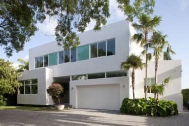 Ajatuksia kauneus: Aislamiento de fachadas mansiones miami