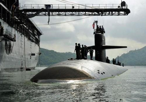 Build More Attack Submarines
