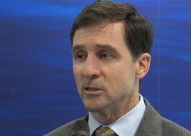GD Electric Boat's Perry on Virginia- and Columbia-Class Subs, UUVs