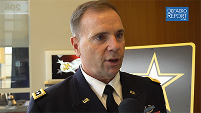 US Army's Hodges on Improving Cross-Border Military Mobility, Capability Wish List