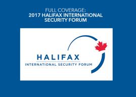 Full Coverage: 2017 Halifax International Security Forum