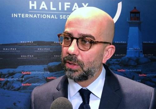 Van Praagh Previews the 2017 Halifax International Security Forum