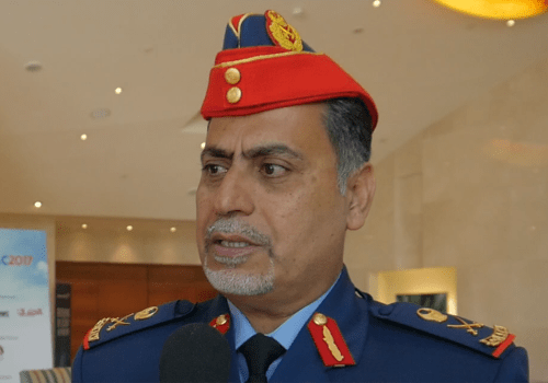 UAE's Al Hashmi on F-35, Iran, Operational Lessons and Air Chiefs Conference