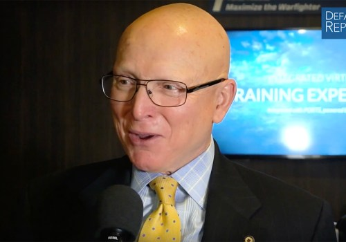 Eastern Shipbuilding's Papp on Offshore Patrol Cutter for US Coast Guard