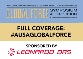 Full Coverage: AUSA Global Force 2018