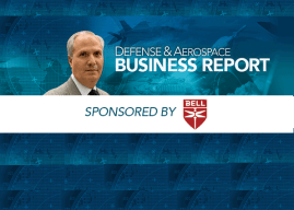 Defense & Aerospace Business Report Podcast [May 14, 2018]