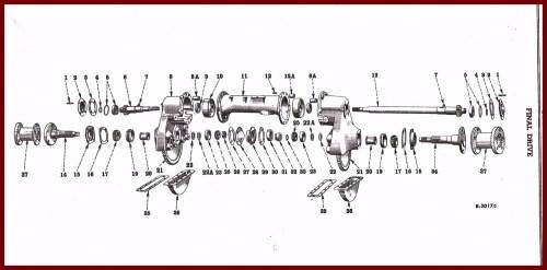 small resolution of farmall super a rear axle diagram wiring diagram list farmall super a final drive diagram wiring